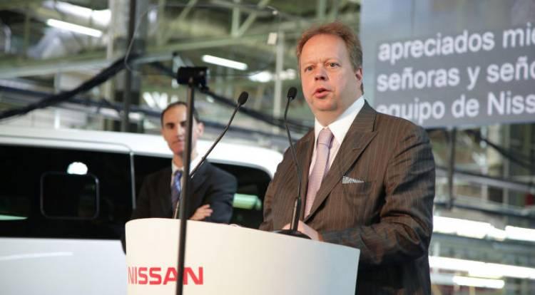 Andy Palmer se convierte en el nuevo CEO de la firma británica