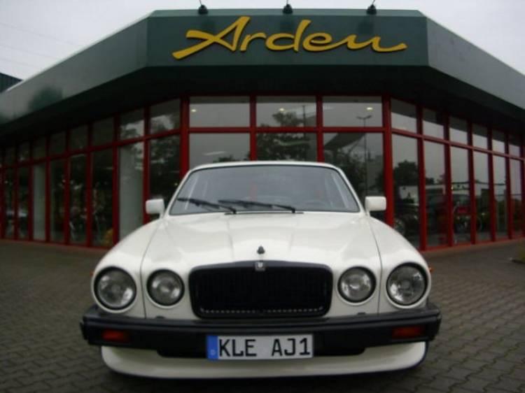 Tuning clásico: Arden AJ1 XJ V12