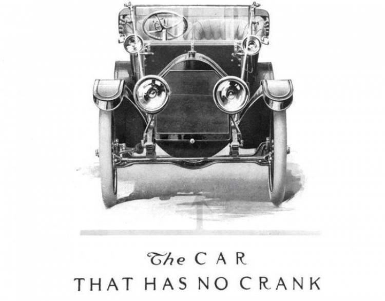 El arranque eléctrico de Cadillac cumple 100 años