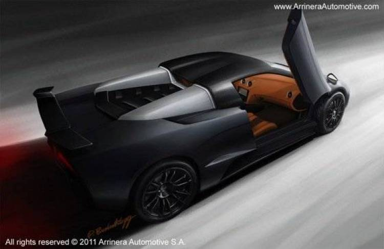 Arrinera Automotive