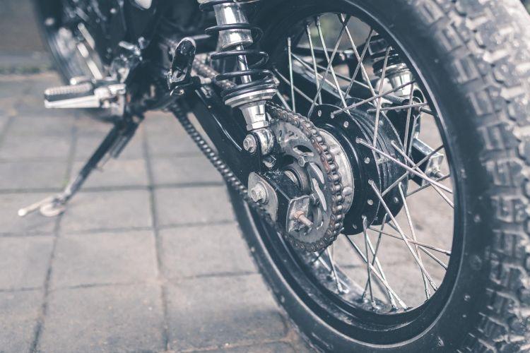 Artem Beliaikin Moto Cadena