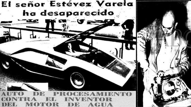 Arturo Estevez Motor De Agua 03