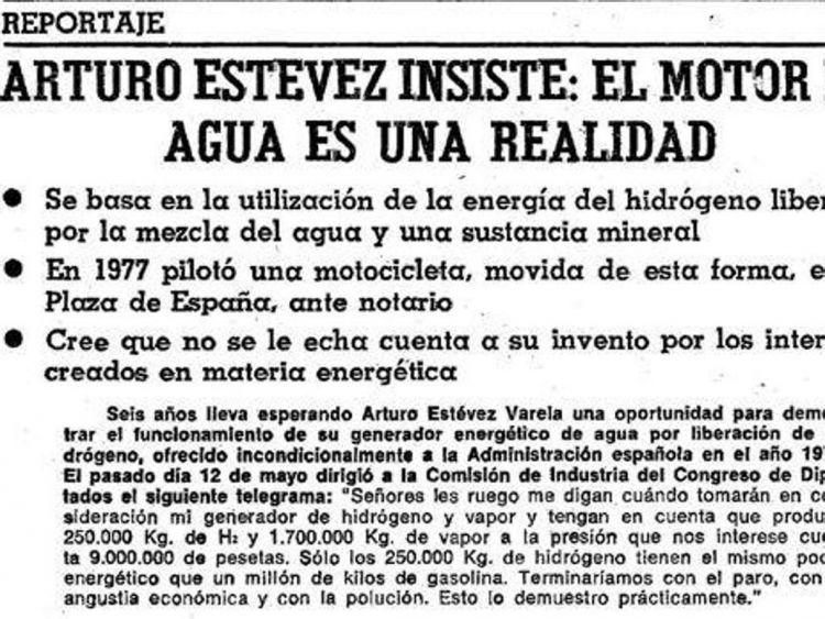 Arturo Estevez Motor De Agua 04