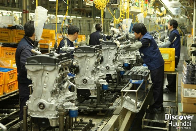 Hyundai nos enseña cómo se ensambla un automóvil: desde el mineral ...