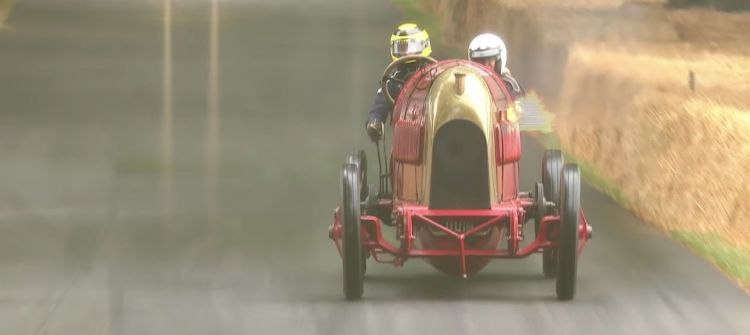 Ascenso Goodwood Clasico