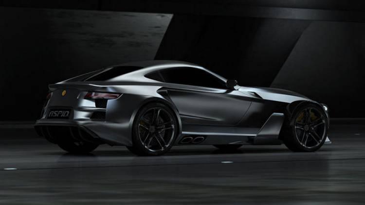 Aspid GT-21 Invictus: vuelve Aspid con 450 caballos