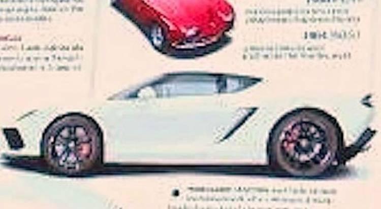 Nuevas imágenes del Lamborghini Asterion