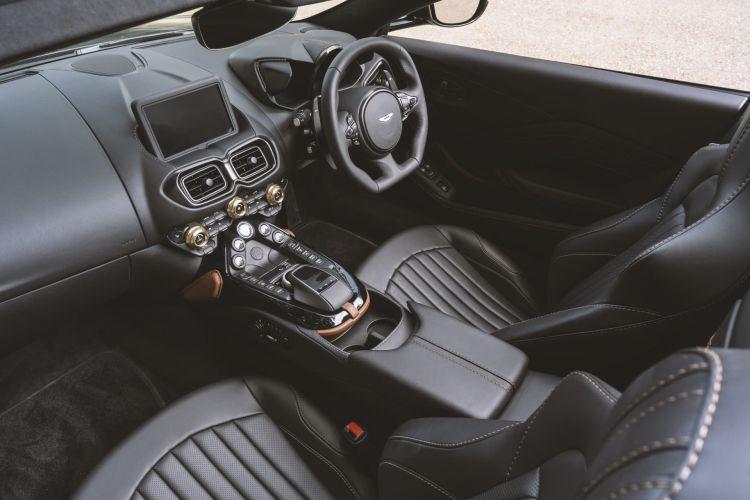 Aston Martin A3 Centenario Vantage 11