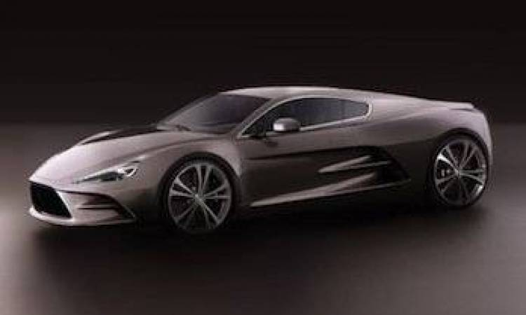 Aston Martin Bulldog GT