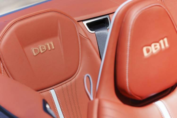 Aston Martin By Q Db11 13