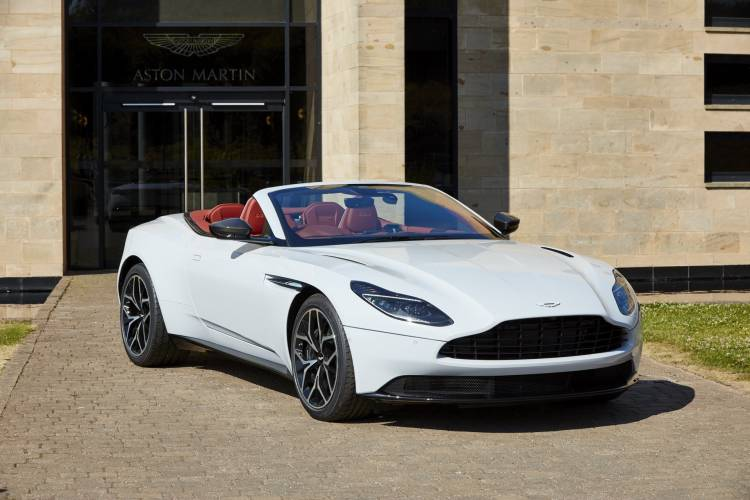 Aston Martin By Q Db11 5