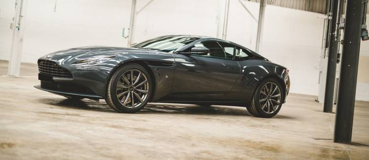 Aston Martin By Q Db11 P