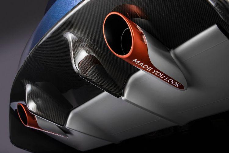 Aston Martin Callum Vanquish 12