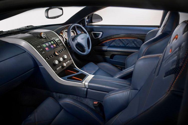 Aston Martin Callum Vanquish 8