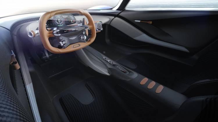 Aston Martin Coche Deportivo Hibrido Am Rb 003 09