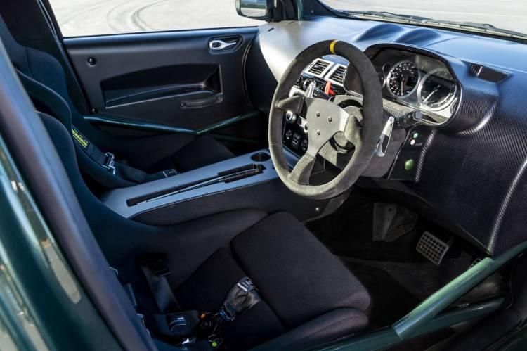 Aston Martin Cygnet V8 11
