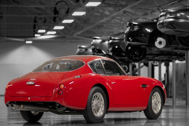 Aston Martin Db4 Gt Zagato Continuation 5