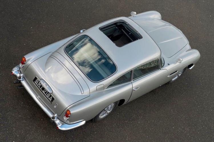 Aston Martin Db5 Continuation James Bond 0720 030
