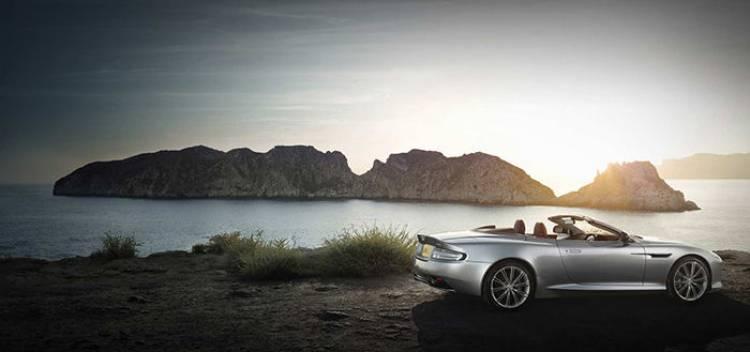 Aston Martin DB9 Coupé y Volante 2013