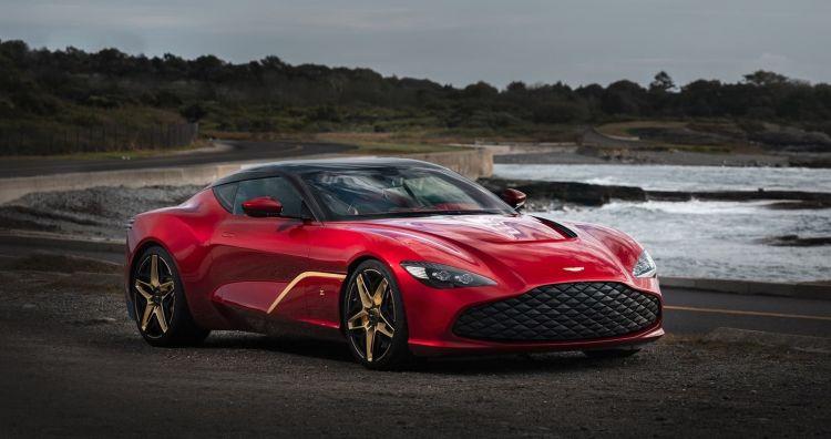 Aston Martin Dbs Gt Zagato 1019 002