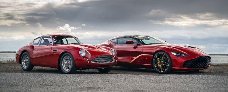 Aston Martin Dbs Gt Zagato 1019 006