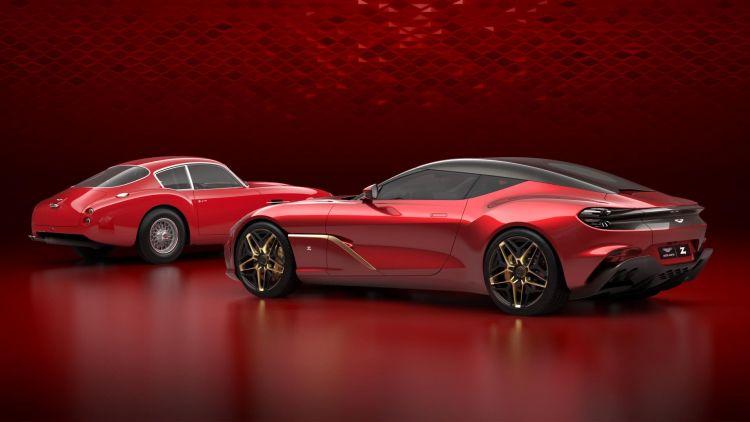 Aston Martin Dbs Gt Zagato 3