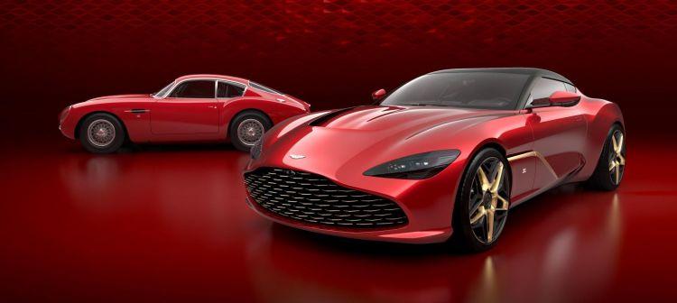 Aston Martin Dbs Gt Zagato P