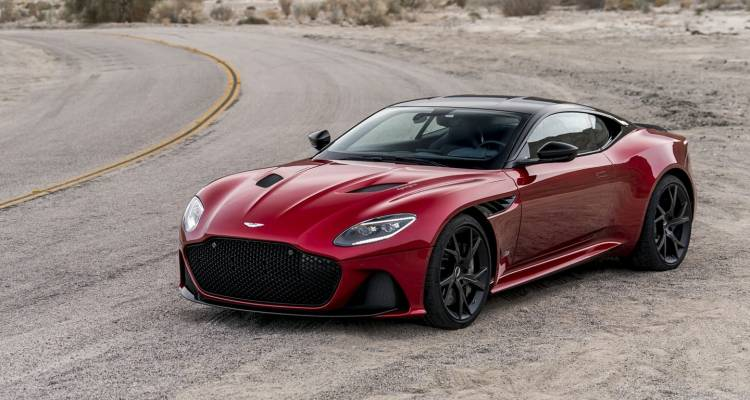 Aston Martin Dbs Superleggera 260618 001