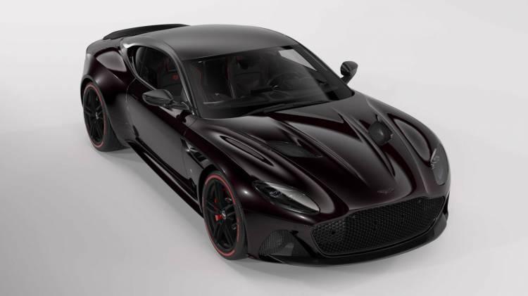 Aston Martin Dbs Superleggera Tag Heuer Edition 01