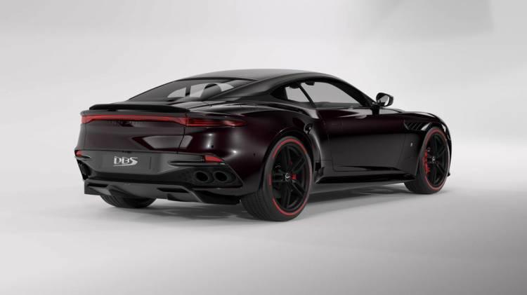Aston Martin Dbs Superleggera Tag Heuer Edition 02