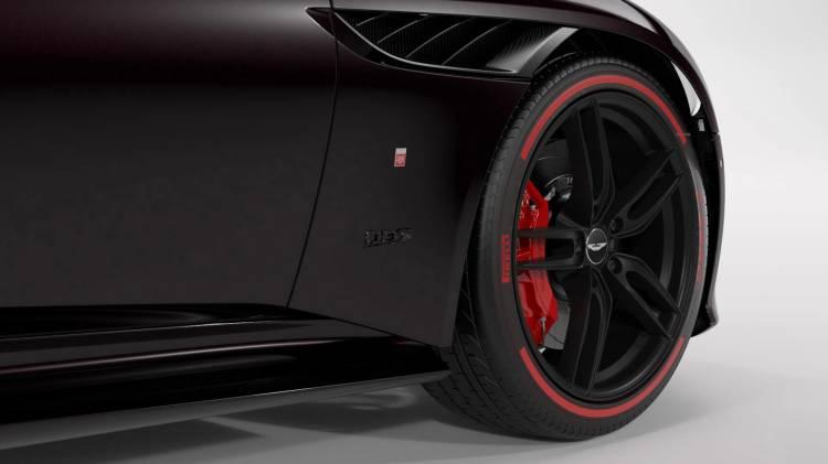 Aston Martin Dbs Superleggera Tag Heuer Edition 03