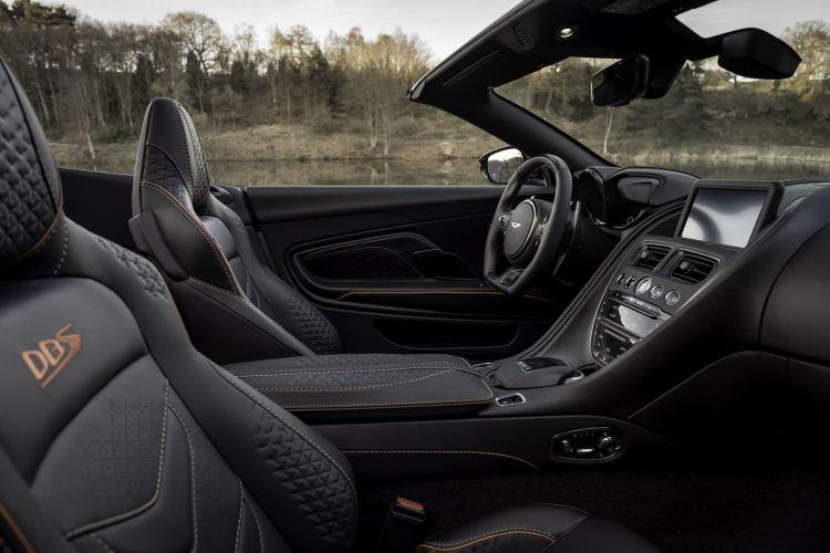 Aston Martin Dbs Superleggera Volante 0419 012