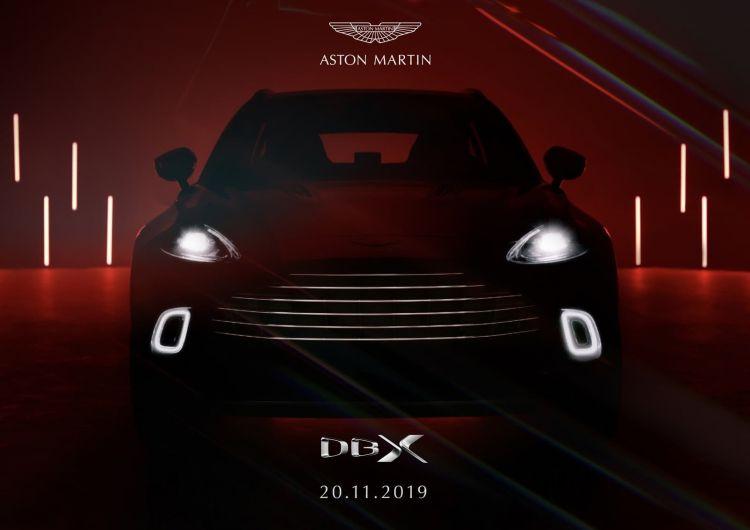 Aston Martin Dbx Adelanto 1019 01