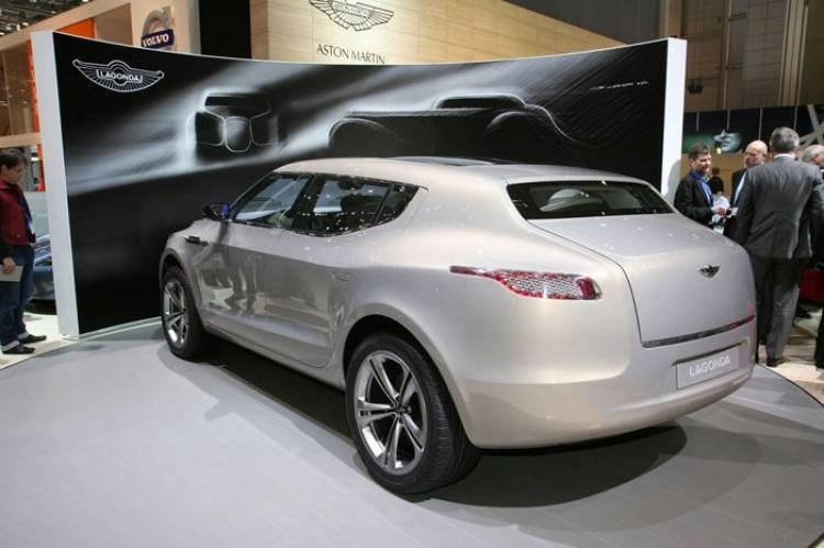 Un SUV podría entrar en los planes de Aston Martin bajo la denominación Lagonda
