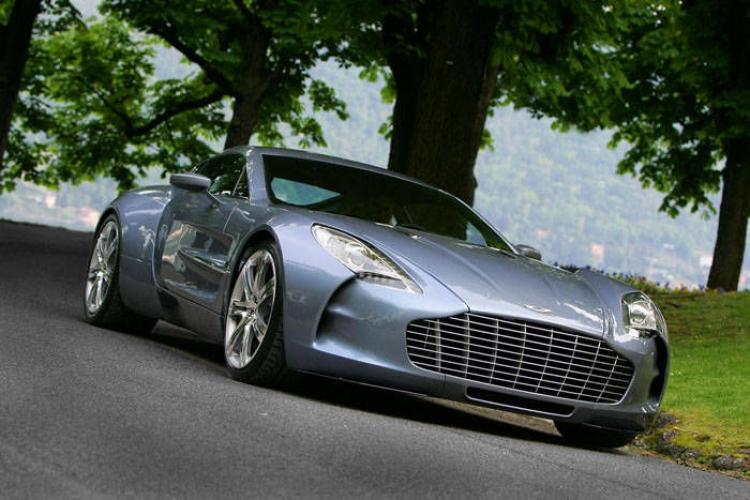 Muere el primer Aston Martin ONE-77