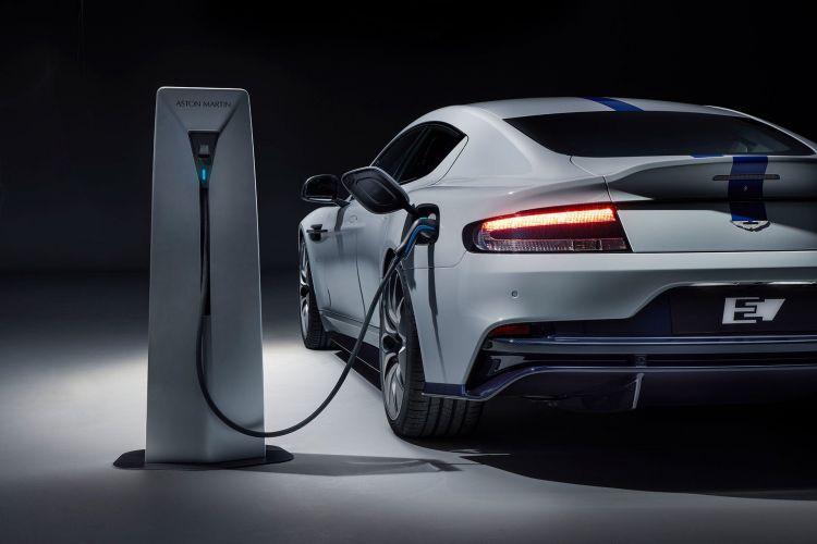 Aston Martin Rapide E 2019 06