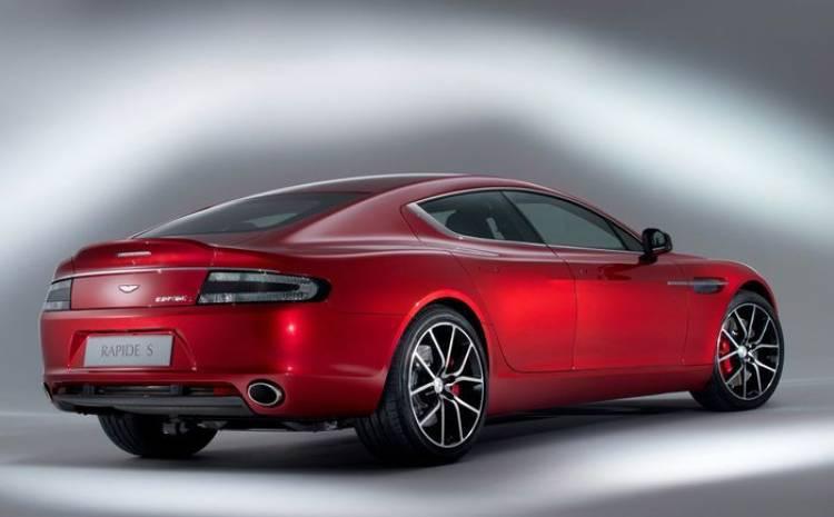 Aston Martin Rapide S, más potencia y ligeros cambios para el gentleman británico