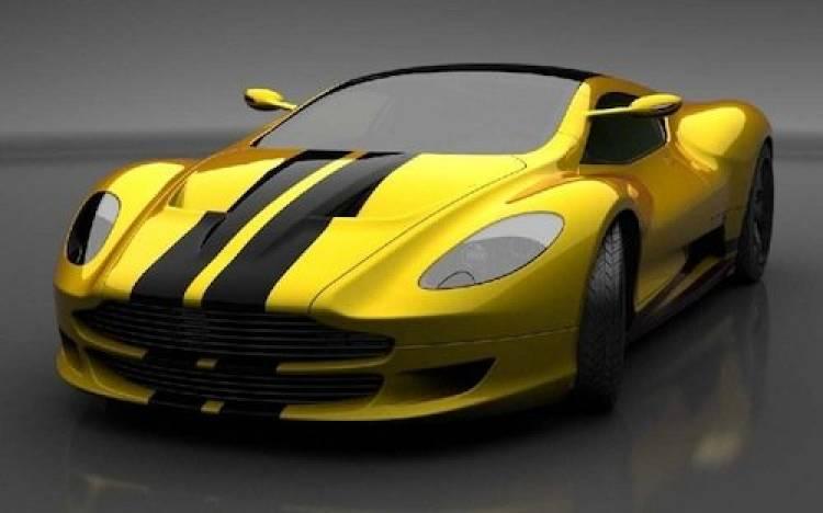 Renders del Aston Martin Super Sport Limited Edition