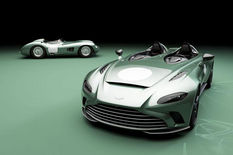 Aston Martin V12 Speedster 5 Dbr1