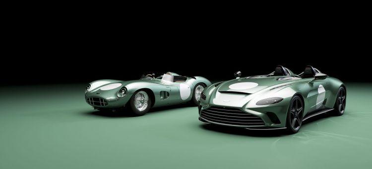 Aston Martin V12 Speedster Dbr1 P