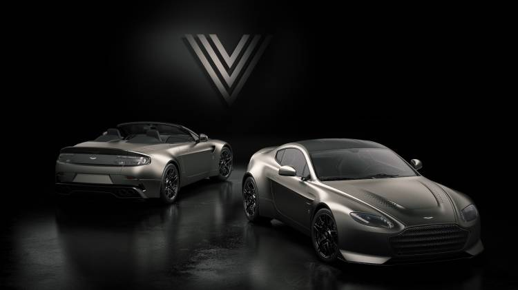 Aston Martin V12 Vantage V600 2