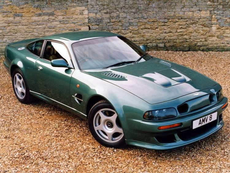 Aston Martin V600 Le Mans 10