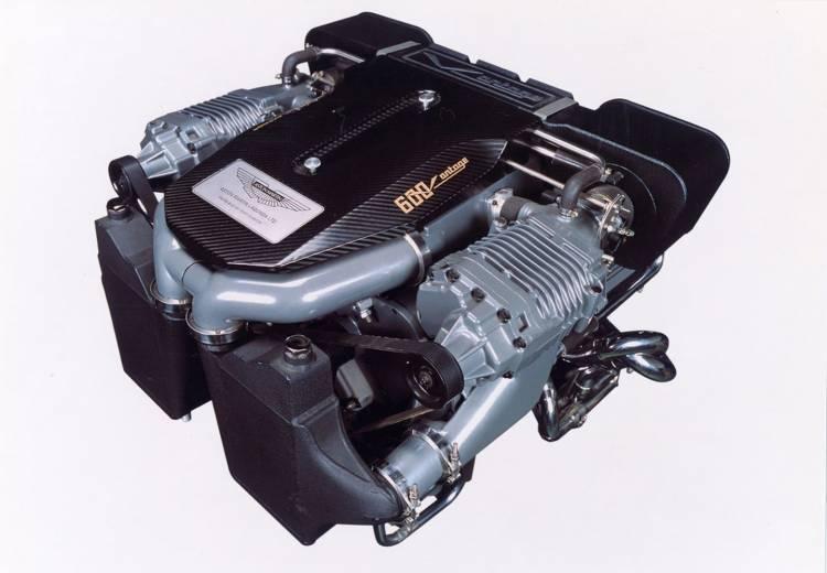 Aston Martin V600 Le Mans 1