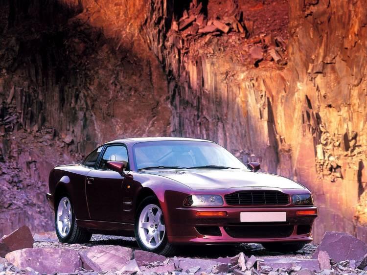 Aston Martin V600 Le Mans 9