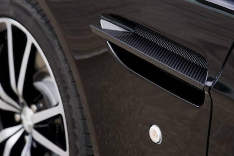 Aston Martin Vantage V8 N420 Roadster