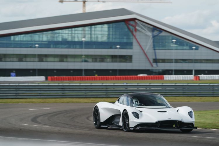 Aston Martin Valhalla Motor Dm 1