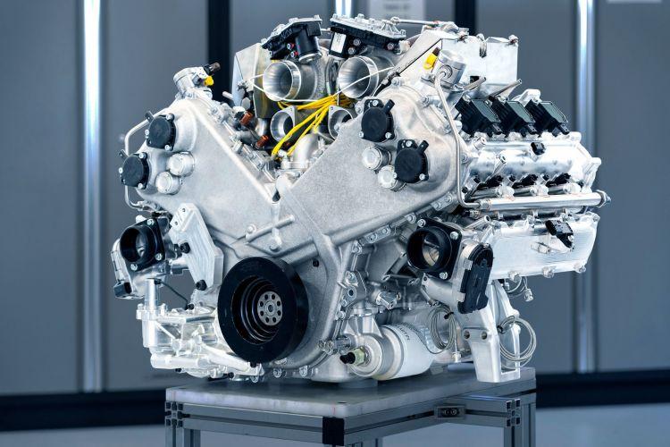 Aston Martin Valhalla Motor Dm 2