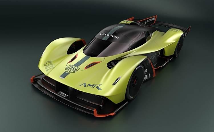 Aston Martin Valkyrie Amr Pro 0718 004