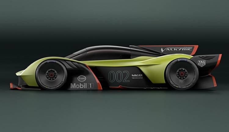 Aston Martin Valkyrie Amr Pro 0718 005