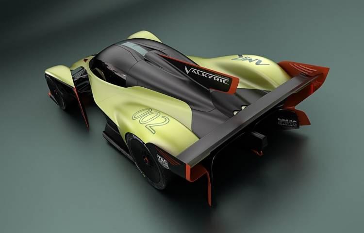 Aston Martin Valkyrie Amr Pro 0718 006